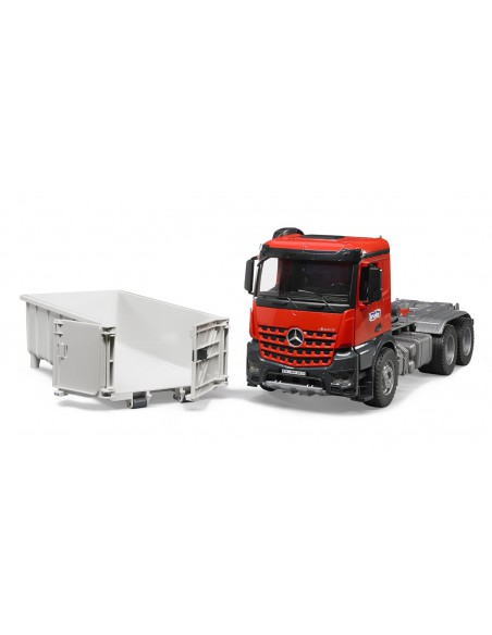 MB AROCS Camion Container Ribaltabile