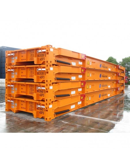 Flat-Rack container Hapag Lloyd