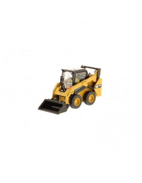 Caterpillar 242D Skid Steer Loader - minipala gommata