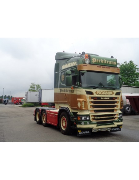 Scania R-serie Highline 6x2 PERDITRANS