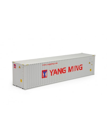 Various TB 40ft container Yang Ming
