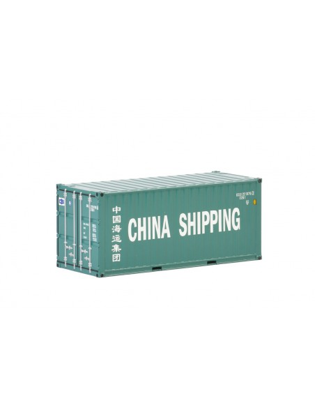 20 FT CONTAINER - CHINA SHIPPING