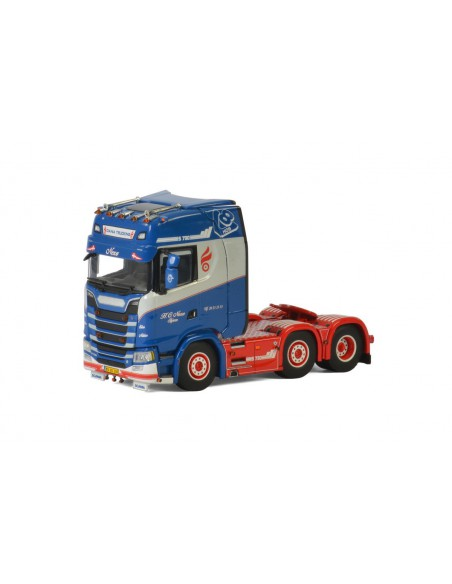 SCANIA S HIGHLINE CS20H 6x2 TWIN STEER - Hans Ole Nexø