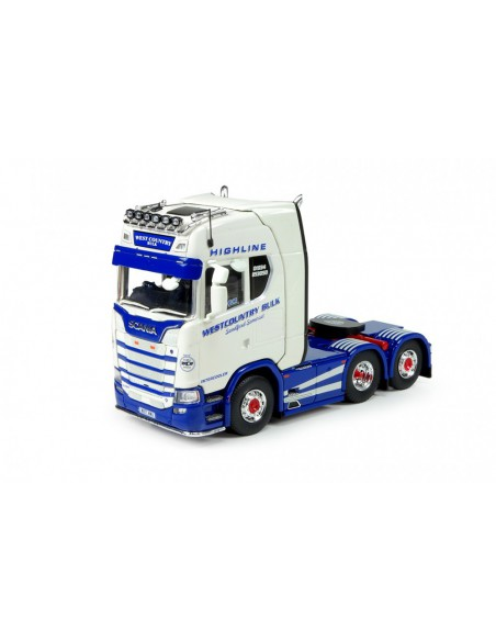 Scania S-serie Highline - West Country Bulk