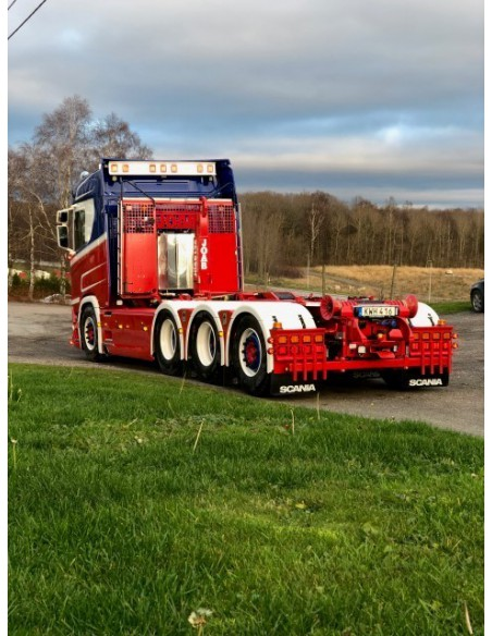 Scania NGS R-serie with resin container - Kalserads