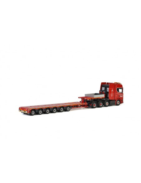 SCANIA S HIGHLINE CS20H 8x4 MCO PX - 6 AXLE - KNT Red Line