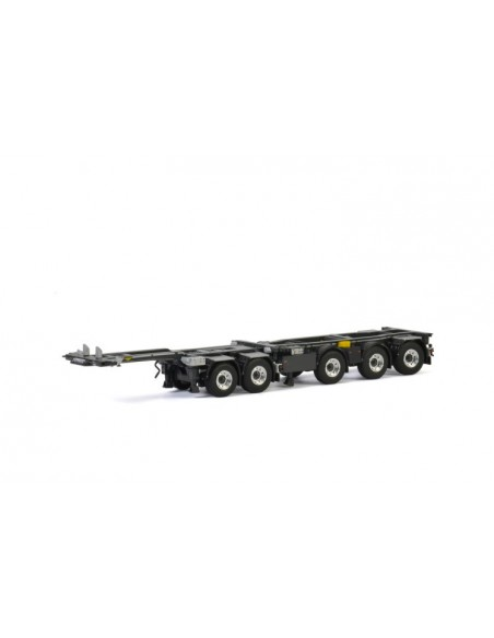 BROSHUIS 2CONNECT COMBI TRAILER 2+3 AXLE - Premium Line