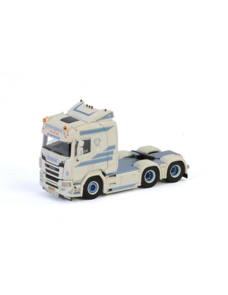 SCANIA R NORMAL   CR20N 6X2 TAG AXLE - Sneepels Transport