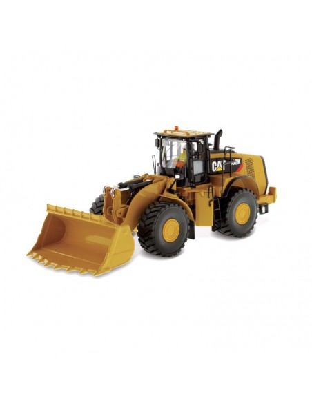 Cat 980K Wheel Loader w/ RockCon